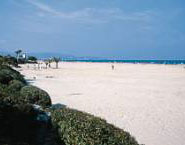 El Gurugú Beach