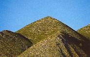 Las sierras de Corbera y de les Agulles
