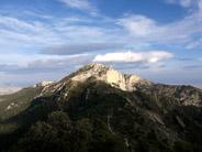 The Maigmo Massif and the L'Arguenya Sierra