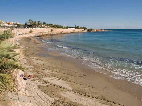 Punta Prima Beach