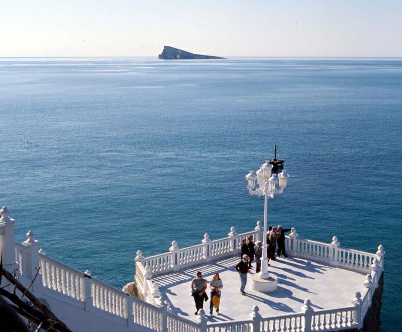 Benidorm mirador del mediterr neo for Mirador del mediterraneo
