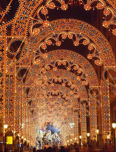 Faire du tourisme valencia tourisme dans la r gion de valence - Iluminacion en valencia ...