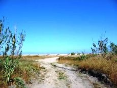 La Llosa beach