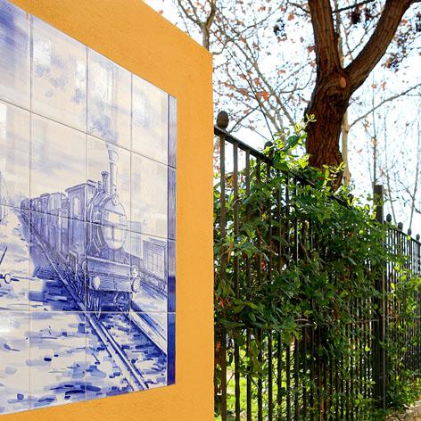 Parque del Ferrocarril