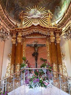 Fiestas en honor del Santísimo Cristo del Calvario