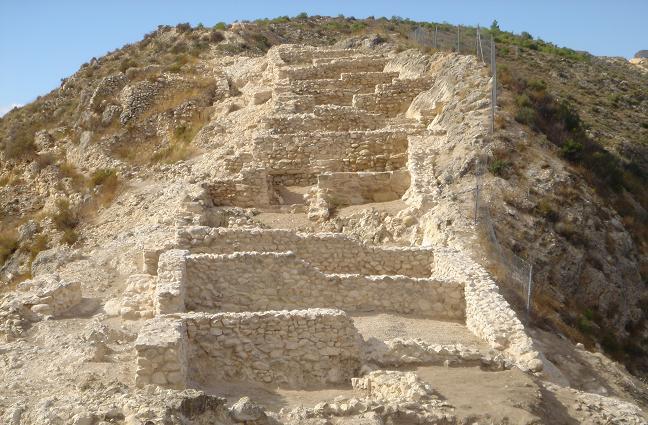 Yacimiento Ibero-Romano de El Monastil