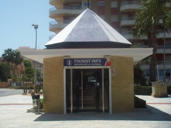 Oficina de turismo de tavernes de la valldigna comunidad for Oficina de turismo de la comunidad de madrid
