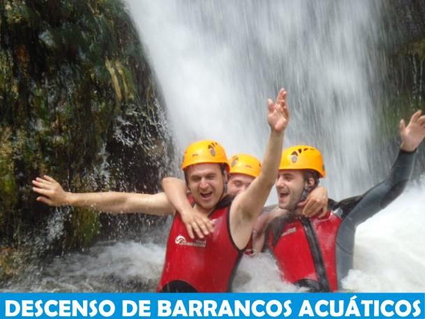 Tronkos y Barrancos