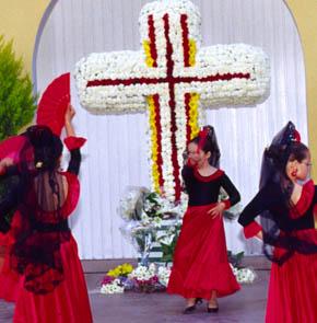 Cross of May