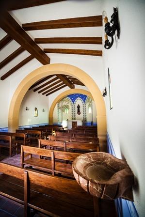 Kapelle Vella D'oltà