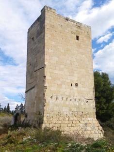 Ciprés-Turm