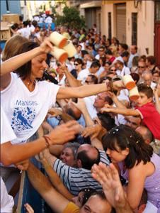 Festivities in honour of Santa Justa and Santa Rufina
