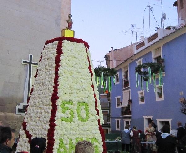 Fête De Commémoration De La Lettre De Population Et Les Larmes De Santa Marta