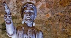 Cueva – museo de dragut (grotte – musée)