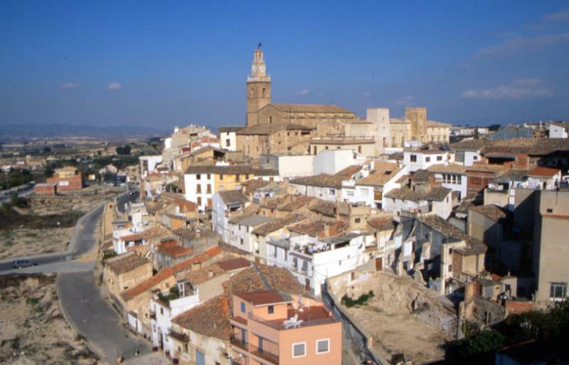 Festividad de la Santa Cruz en Albaida