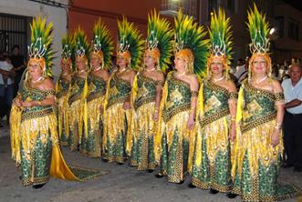 Fiestas Patronales en honor de San Miguel