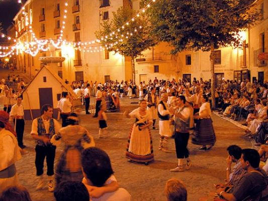 Festivities in Honour of San Agustín