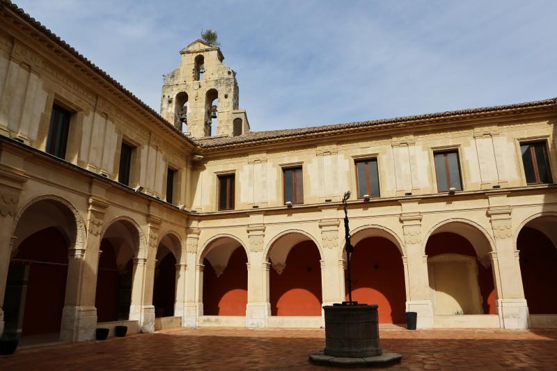 Monasterio del Corpus Christi