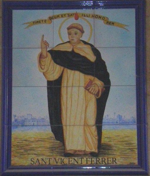 Festivities in Honour of San Vicente Ferrer