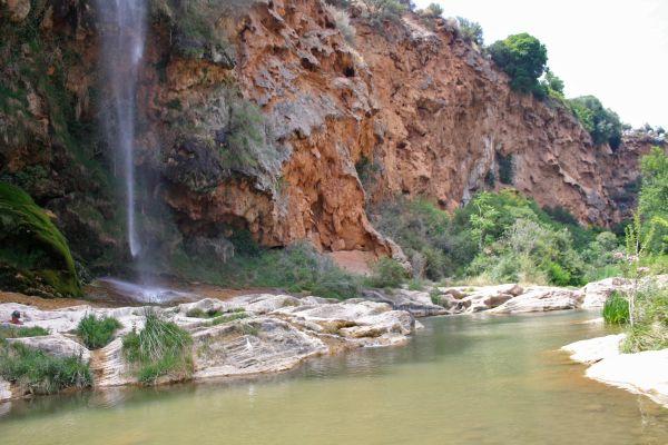 Piscinas naturales en la comunitat valenciana for Piscinas naturales valencia