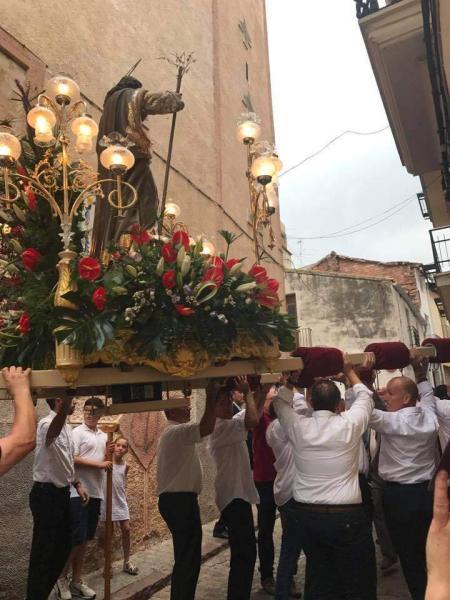 Festivitat de Sant Josep i de la Mare de Déu dels Àngels