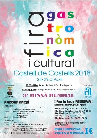 Feria Gastronómica y Cultural de Castell de Castells