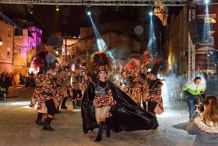 Carnaval à Alcalà de Xivert - Alcossebre