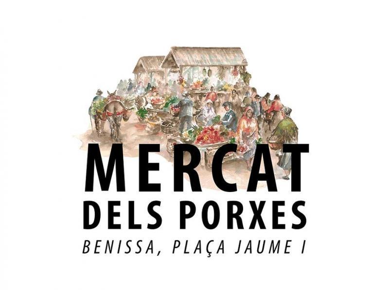 Mercat dels porxes 2020 Benissa