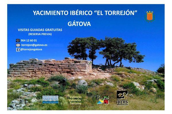 """Visita el jaciment ibèric """"El Torrejón"""" de Gàtova"""