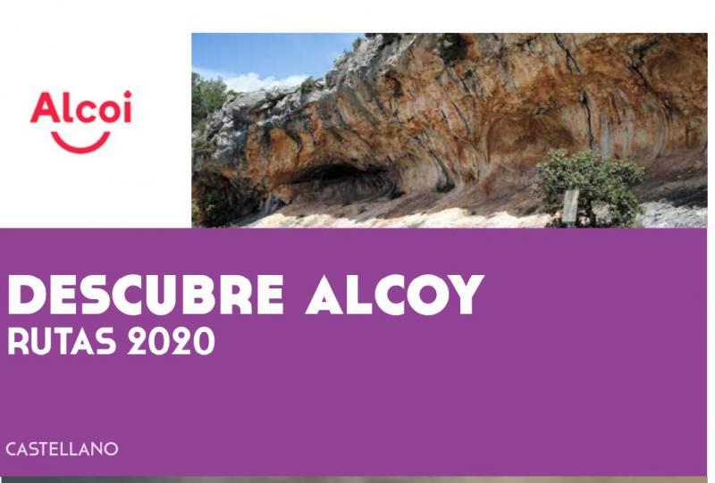 DESCUBRE ALCOY. RUTAS 2020. CONSULTAR
