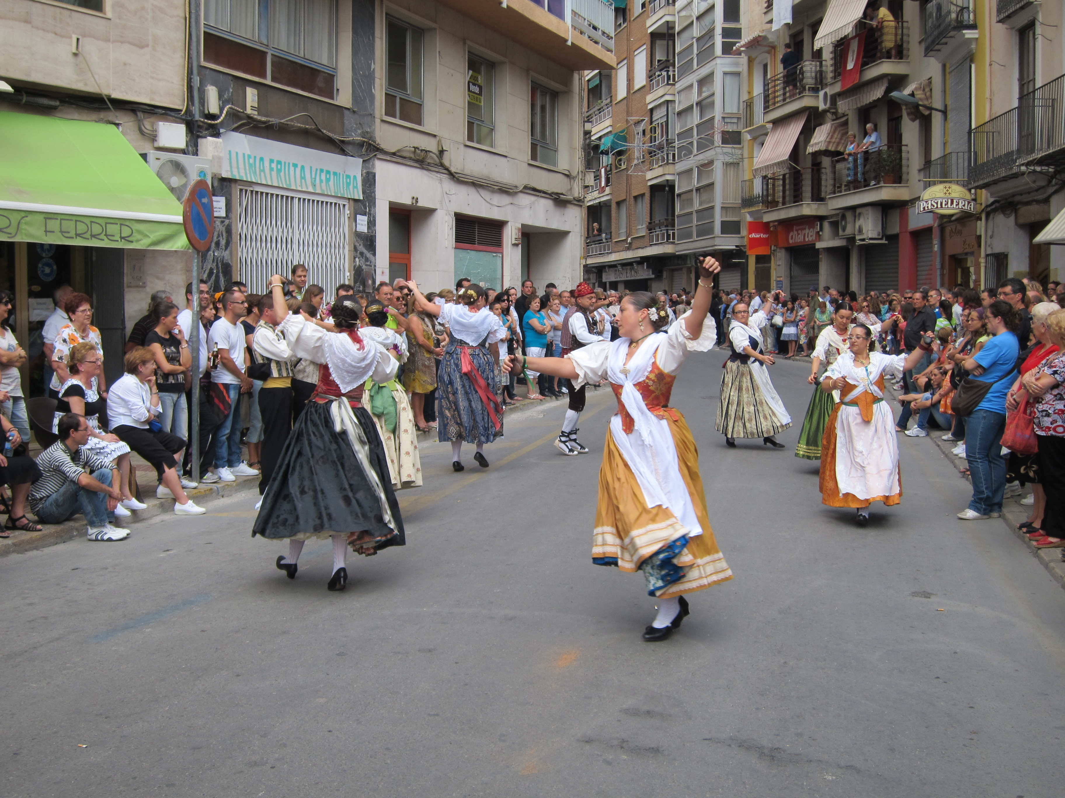 Feria y Fiestas de San Miguel de Llíria