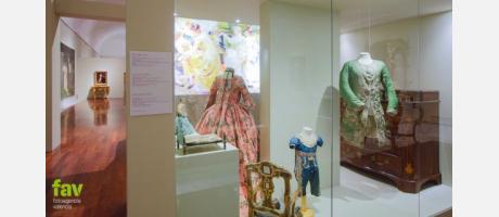 moda en el museo