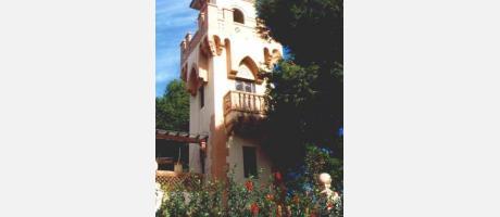 La torre de la villa