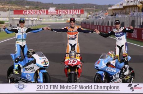 Großer Preis MotoGP von Valencia