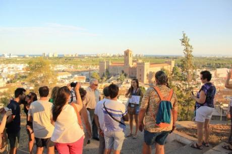 Visita guiada La Huella de Jaume I