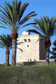 The Las Aguilas Tower