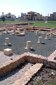 The Roman Villas Of Castillo De Ansaldo