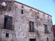 Palacio de los Condes de Orbe i Pinies