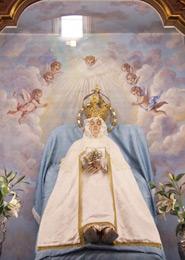 Fiestas de la asunción de la Virgen