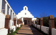 The Hermitage of El Cristo de la Agonía