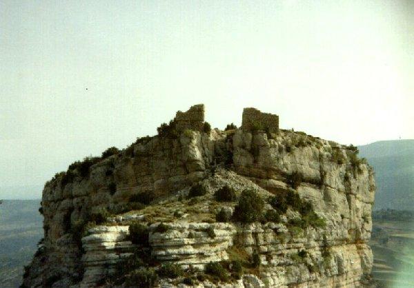 Castillo de Corbó