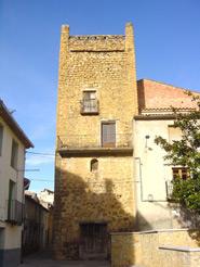 Murallas (Torres d´en Garcés, de la Presó y Redona)