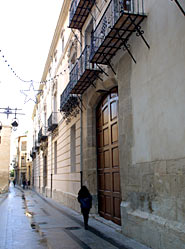 Historic and artistic centre of Orihuela