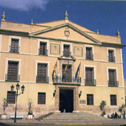 The Palace of the Condes de Paterna. Paterna Town hall