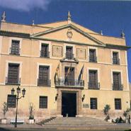 Palau dels Comtes de Paterna. Ajuntament de Paterna