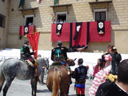 Moors and Christian Festivity in Honour of San Hipolito