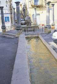 The Fountain of la Mare de Déu