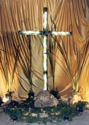 Feiern Des Cristo del Perdón