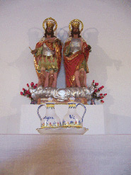 Los Santos de la Piedra Festivity