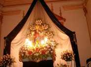Fiestas in honour of the Santísima Virgen de la Paz